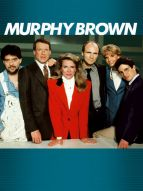 Affiche du film Murphy Brown (Série)