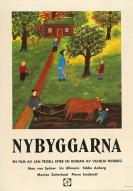 Affiche du film Nybyggarna / The New Land