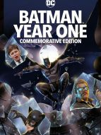 Affiche du film Batman : Year One