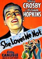 Affiche du film She Loves Me Not