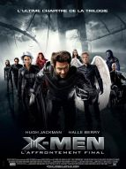 Affiche du film X-Men : L'Affrontement final