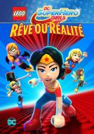 Affiche du film Lego DC Super Hero Girls : Rêve ou réalite