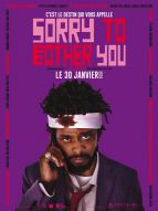 Affiche du film Sorry to Bother You