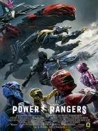 Affiche du film Power Rangers