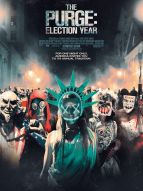 Affiche du film American Nightmare 3 : Election