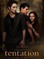 Affiche du film Twilight - Chapitre 2 : tentation