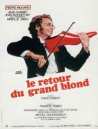Affiche du film Retour du grand blond (Le)