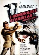 Affiche du film L'Honorable Stanislas, agent secret