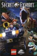 Affiche du film LEGO Jurassic World: L'Expo Secrète