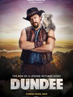 Affiche du film Dundee: The Son of a Legend Returns Home