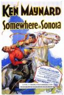 Affiche du film Somewhere in Sonora