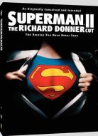Affiche du film Superman II: The Richard Donner Cut
