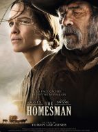 Affiche du film The Homesman