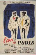 Affiche du film Air de Paris (L')