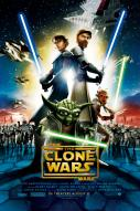 Affiche du film Star Wars: The Clone Wars