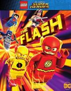Affiche du film Lego DC Comics Super Heroes : The Flash