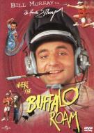 Affiche du film Where the Buffalo Roam