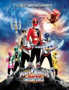 Affiche du film Power Rangers Super Megaforce  (Série)