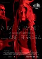 Affiche du film Alive In France