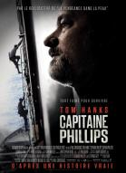 Affiche du film Capitaine Phillips