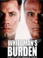 Affiche du film White man