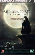 Affiche du film Ginger Snaps : Résurrection