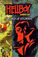 Affiche du film  Hellboy Animated : Sword of Storms