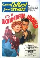 Affiche du film It's A Wonderful World