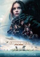 Affiche du film Rogue One : A Star Wars Story
