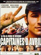 Affiche du film Capitaines d'avril
