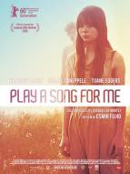 Affiche du film Play a song for me