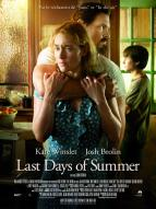 Affiche du film Last days of Summer