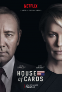 Affiche du film House of Cards (Série)
