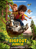Affiche du film Bigfoot Junior