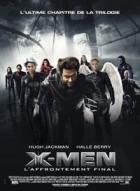 Affiche du film X-Men, l'affrontement final