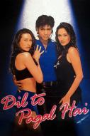 Affiche du film Dil to pagal hai