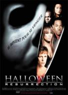 Affiche du film Halloween resurrection