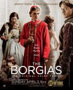 Affiche du film The Borgias  (Série)