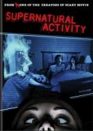 Affiche du film Supernatural Activity