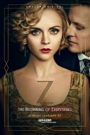 Affiche du film Z : The beginning of everything (Série)