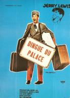 Affiche du film Dingue du palace (Le)