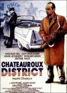 Affiche du film Chateauroux district