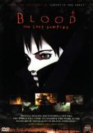 Affiche du film Blood: The Last Vampire