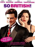 Affiche du film So British