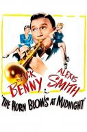 Affiche du film Horn blows at midnight (The)