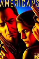 Affiche du film The Americans (Série)