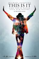 Affiche du film MICHAEL JACKSON THIS IS IT