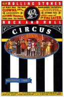 Affiche du film The Rolling Stones Rock and Roll Circus