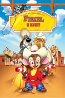 Affiche du film Fievel au Far West