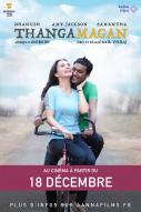 Affiche du film Thanga Magan